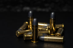 .38 Bullet Royalty Free Stock Image