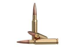 Bullet rifle ammo Stock Photo