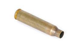 Bullet shell Royalty Free Stock Photos