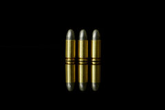 Bullet and Shell Stock Images