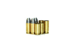 Bullet and Shell Royalty Free Stock Image