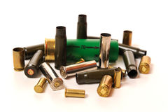 Bullet shells Royalty Free Stock Image