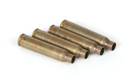 Bullet shells Stock Photography