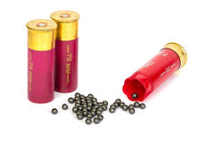 Bullet shells Royalty Free Stock Photos