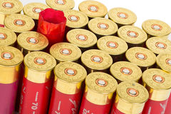 Bullet shells Royalty Free Stock Photo