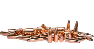 bullet for shooting Stock Photos