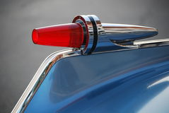 Bullet tail light. On a classic 1962 Chrysler Imperial Crown Royalty Free Stock Photos