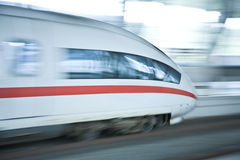 Bullet train Royalty Free Stock Photography