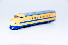 Bullet train isolated Royalty Free Stock Photography