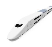 Bullet Train Isolated Royalty Free Stock Image