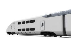 Bullet Train Isolated Stock Photography