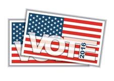 Bulleti, voting concept. Stock Image