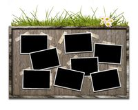 Bulletin board Royalty Free Stock Photos