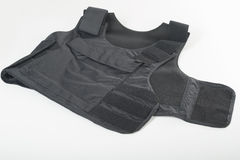 Bulletproof vest isolated Stock Photos