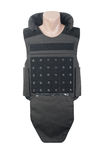 Bulletproof vest isolated Royalty Free Stock Images