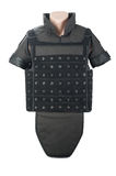 Bulletproof vest isolated Stock Image