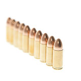 Bullets Royalty Free Stock Photo