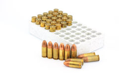 Bullets Stock Images