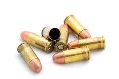 Bullets. Royalty Free Stock Photos