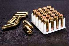 bullets Foto de archivo libre de regalías