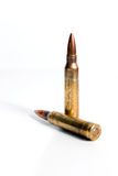 Bullets. Bullet army m16 rifle war peace jack full metal idf soldier gun fire target kill killing blood 5.56 NATO standard terror attack Royalty Free Stock Photo