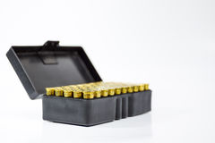 bullets Photos libres de droits