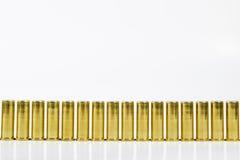 bullets Imagen de archivo libre de regalías