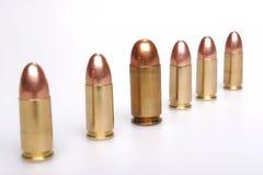 Bullets Royalty Free Stock Photo