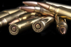 Bullets Back Royalty Free Stock Photography