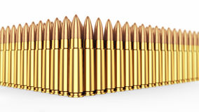 Bullets Stock Photography