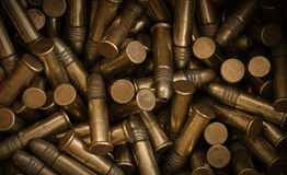 Bullets Close-up Royalty Free Stock Image