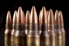 Bullets Closeup Royalty Free Stock Photography