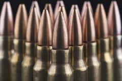 Bullets Closeup Royalty Free Stock Photos