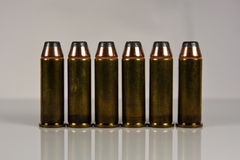 Bullets. From a high caliber weapon Stock Photo