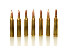 Free Bullets In Line Stock Photography - 39980642