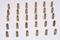 Bullets. Stock Images
