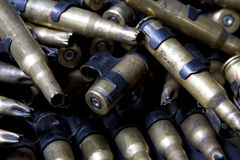 Bullets 3 Stock Image