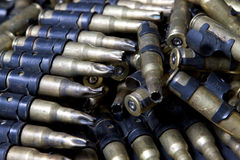Bullets 1 Stock Photography