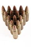 Bullets Triangulation Royalty Free Stock Photo
