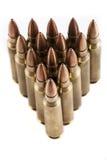 Bullets Trianle Stock Photos