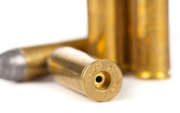 Bullets on white background Royalty Free Stock Image