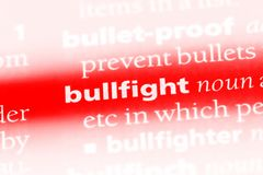 bullfight Fotos de Stock