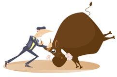 bullfight Immagini Stock Libere da Diritti