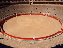 Bullfight arena Stock Image