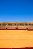 Bullfight arena  in Seville, Spain Stock Photo