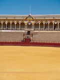 Bullfight arena of Seville, Spain Stock Photos