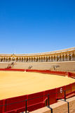 Bullfight arena  in Seville, Spain Stock Image