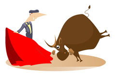 Bullfight Stock Photos