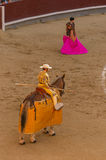 Bullfight in Madrid, Spain Stock Photography