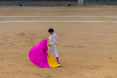Bullfight in Madrid, Spain Stock Photos